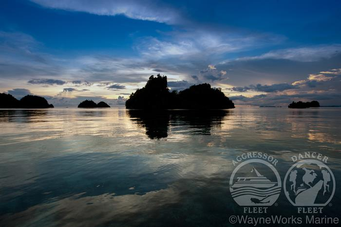 Remote Dive Sites with Raja Ampat Aggressor